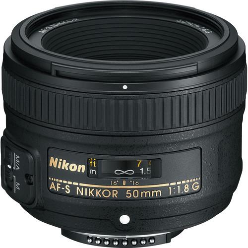 Nikkor 50MM F1.8G price in Kenya and Specs