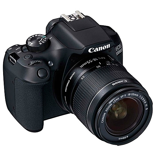 Canon EOS 1300D price in Kenya and specs